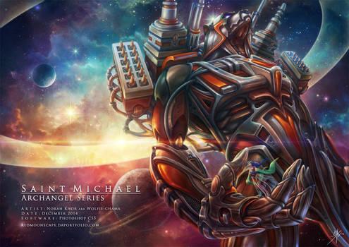 CF Poster: St Michael