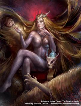 Fairy Tale: Hair Cocoon