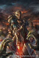 Dark Souls Comic: Issue 1 Retailer Variant Cover