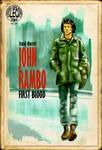 John Rambo, The Pulp Cover