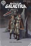 Battlestar Galactica, The Pulp Cover