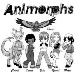 The Animorphs ++ PRINT