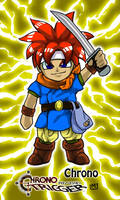 CT part 1 of 6 -- Crono by alamedyang