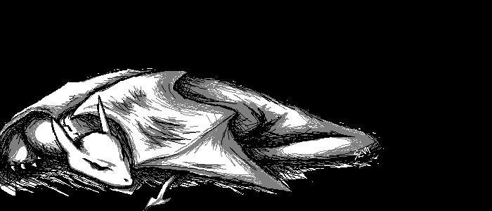 RestingDragun [wip] by pixelnova