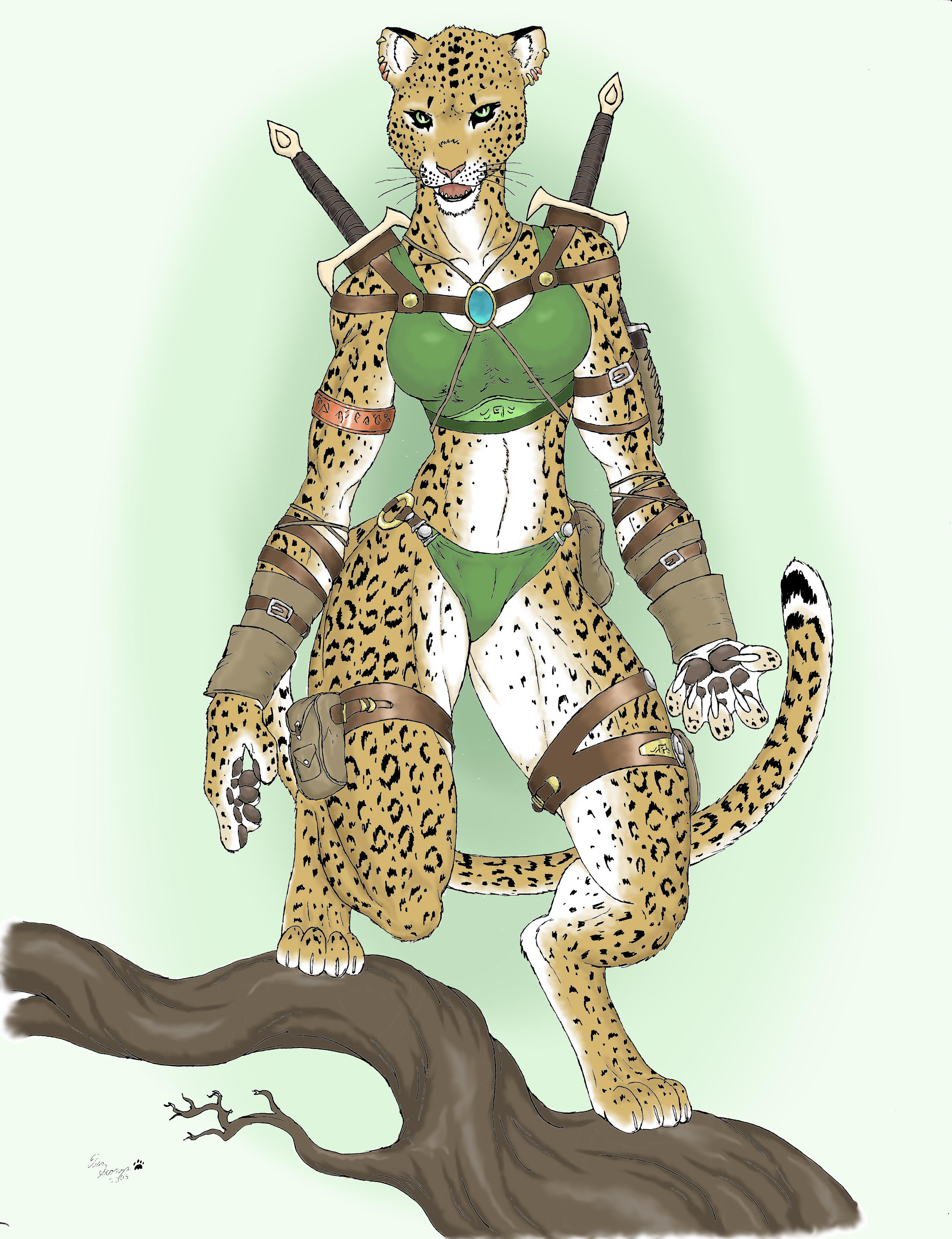 werepanther