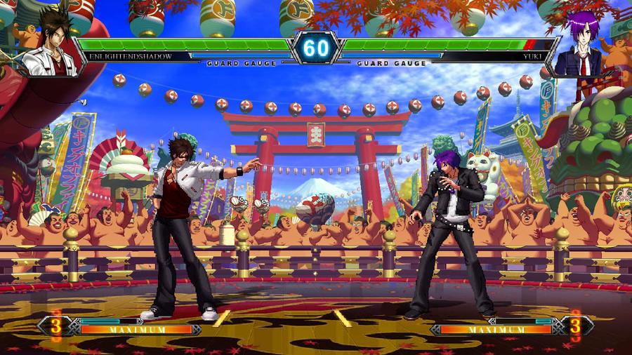 EnShadow vs Yuki by EnlightendShadow