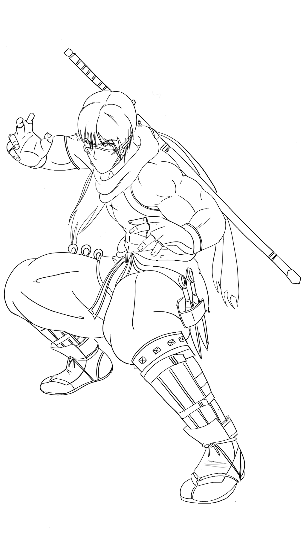 Me to you only free colouring pages for Ryu coloring pages