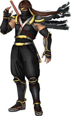 Ryu Hayabusa DOA 5 Official Stance
