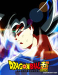 Goku Ultimate Instinct