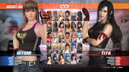 DOA6 NEXT DLC - TIFA