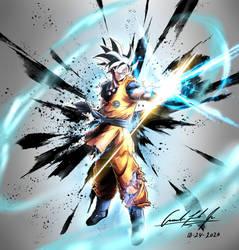 Masako Nozawa - Birthday Tribute - Goku