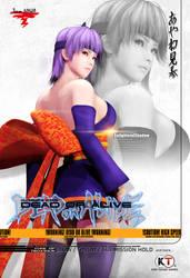 Dead Or Alive Arcade Ayane Poster Ver 2021