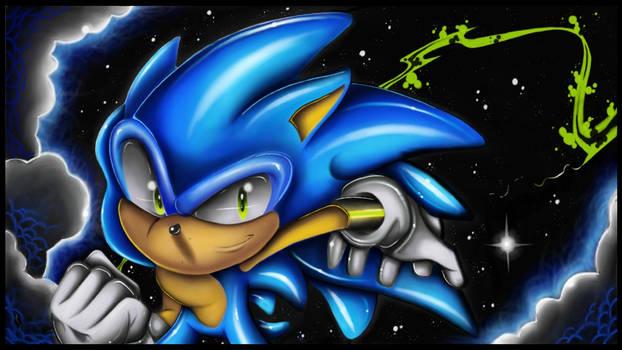 Sonic...again...