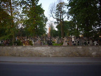 cmentarz by amatoring