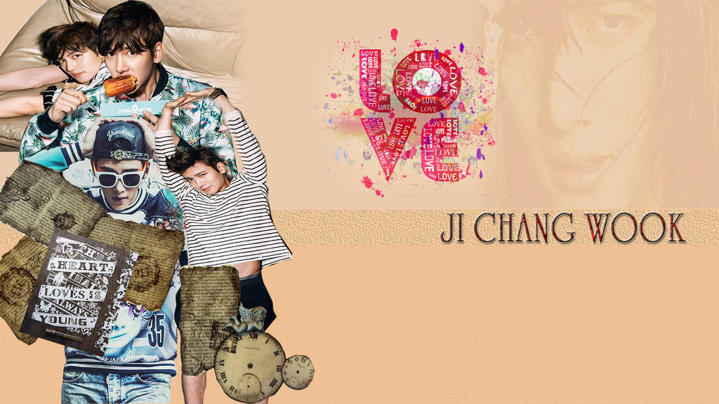 Ji Chang Wook Wallpaper par FaruAngel