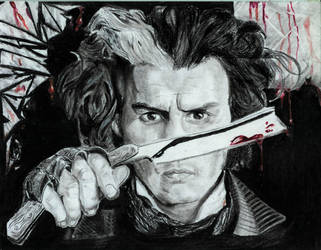 Sweeney Todd: Shattered Soul by Jaxene