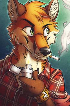 Smoker Fox