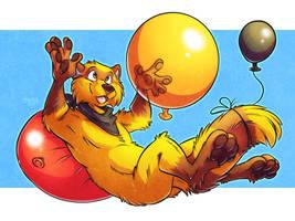 Happy Ballon Play