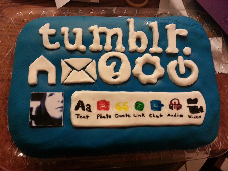 Tumblr Cake By Starmagix On Deviantart