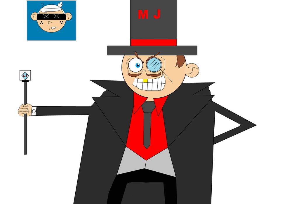 Mad Jack Arch enemy of Ace Savvy. OC. by JamesTheBrony92