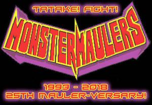 Monster Maulers 25th Mauler-versary