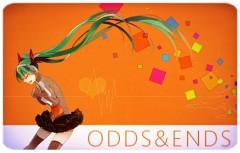 Odds Ends H.Miku by FabiolaAguado