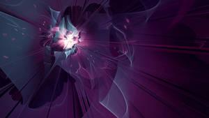 burst into cosmic