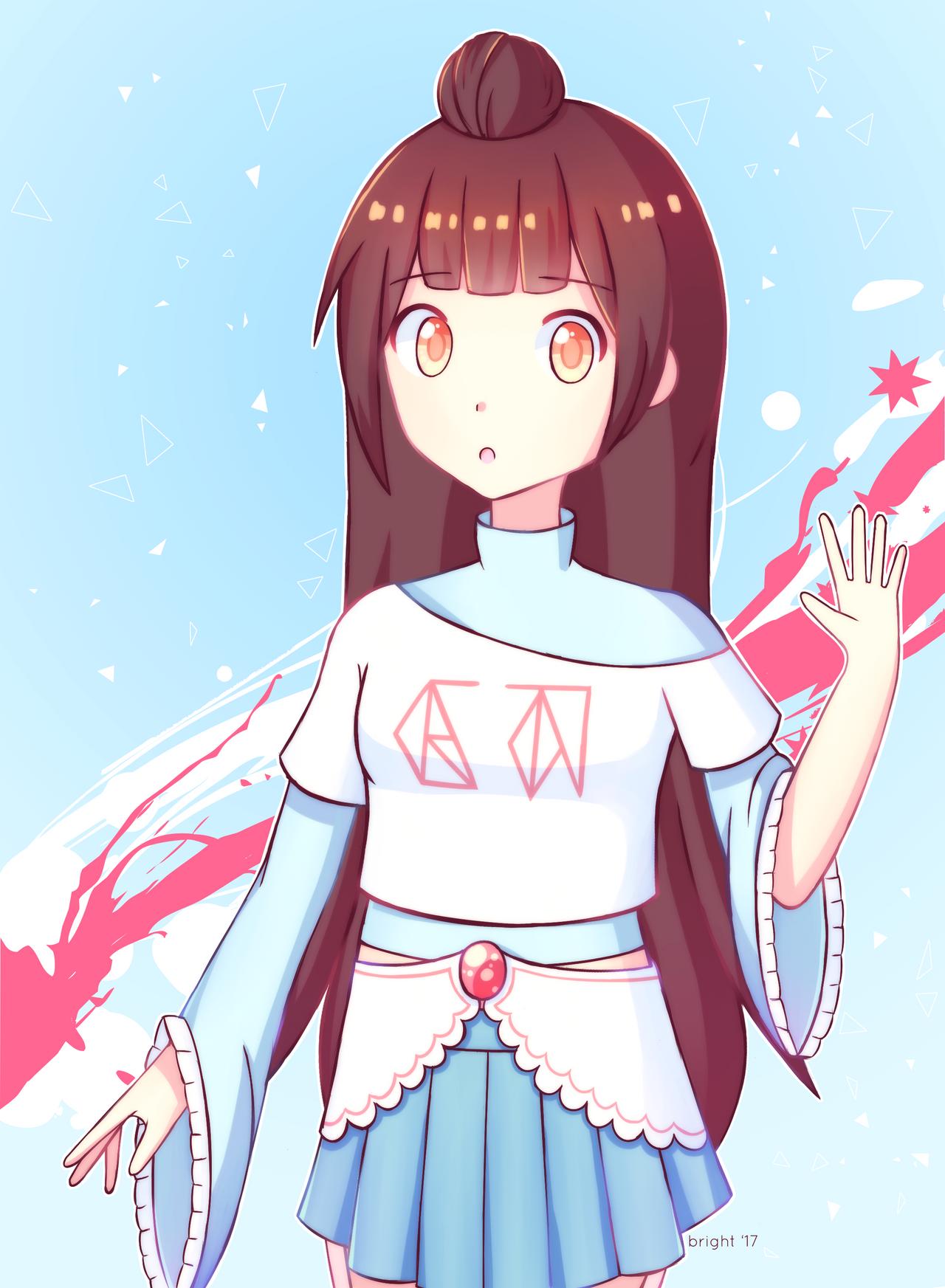 at - aki-chan by rce-ordinary