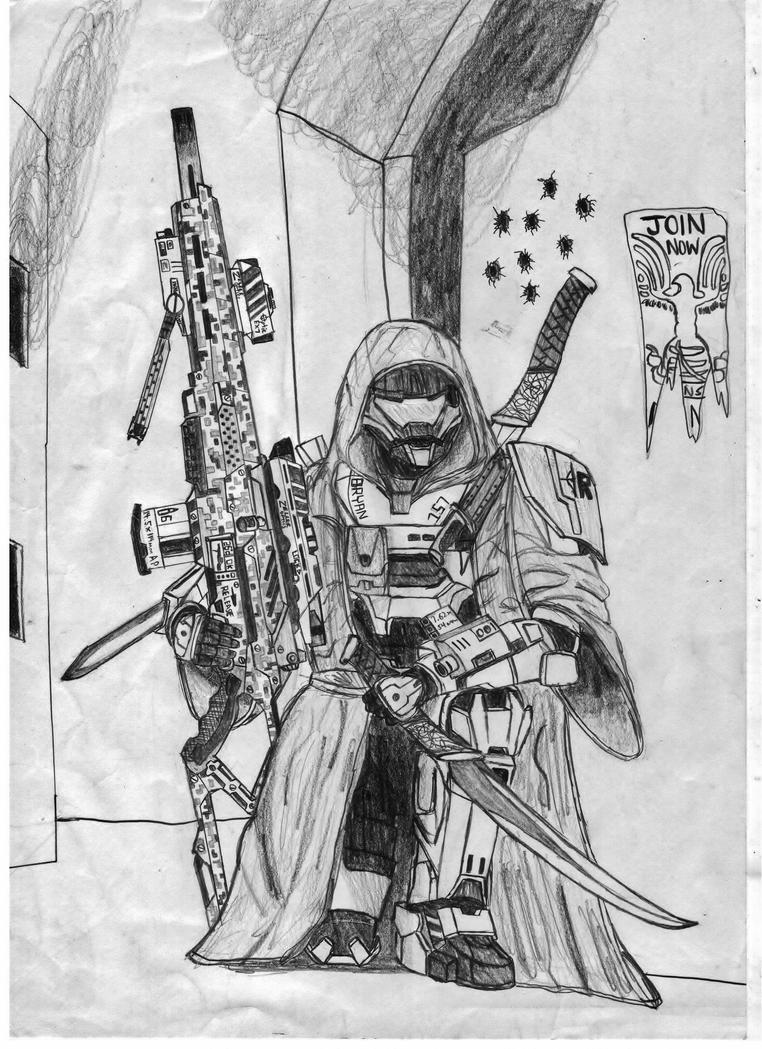 Assassin Spartan by Sacrafire