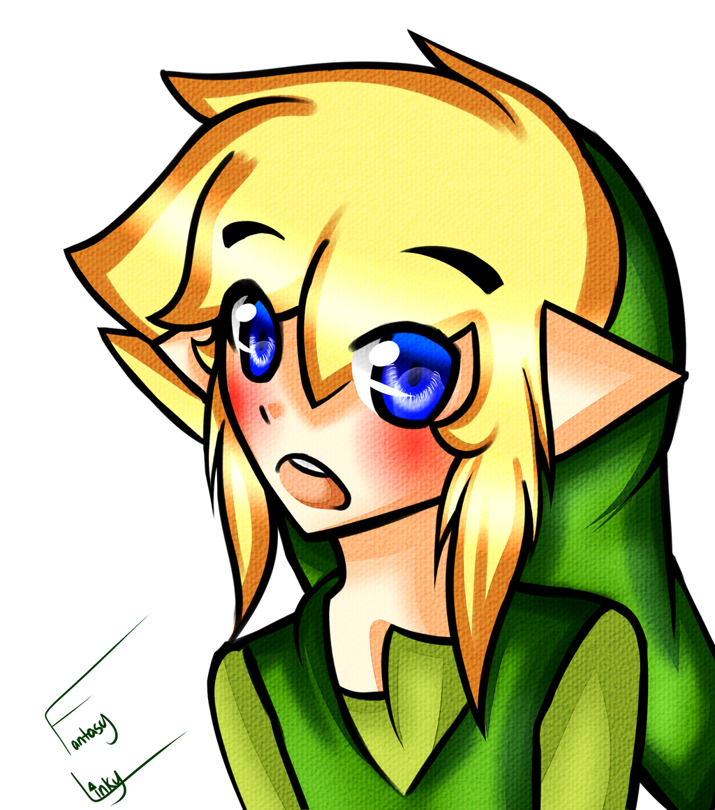 Toony Link by FantasyLinky