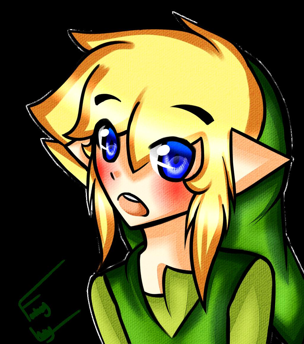 Toony Link by FantasyLinky