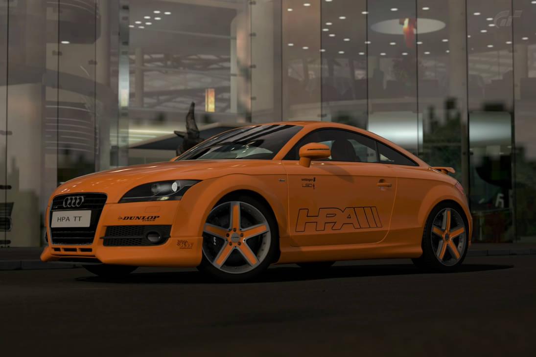 Audi Tt Hpa 2 By Gamagt On Deviantart