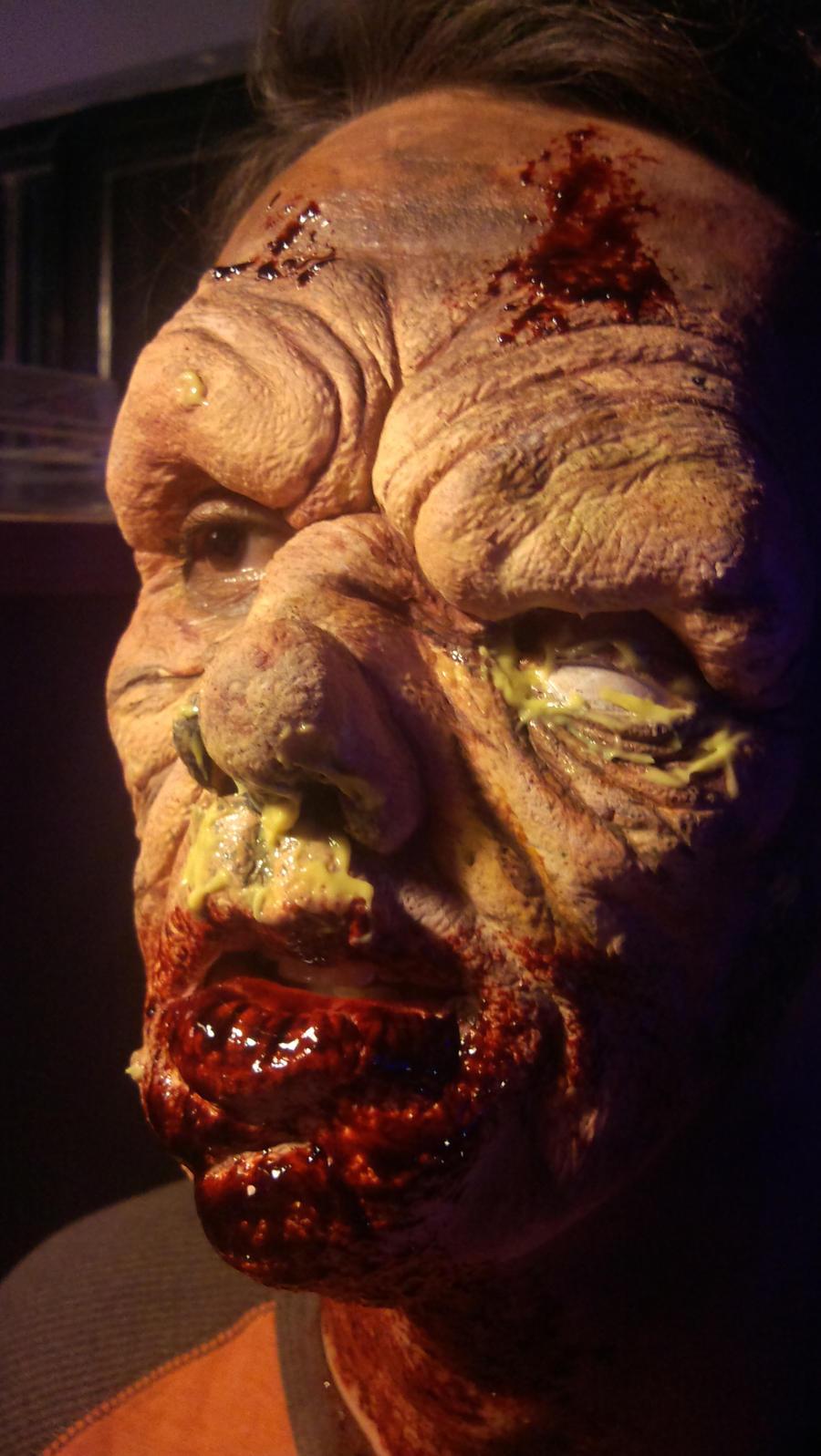 Foam Latex Zombie 3 by thefxfox