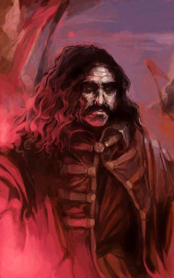 Dracula 1949 - Vlad Tepes by koloboko