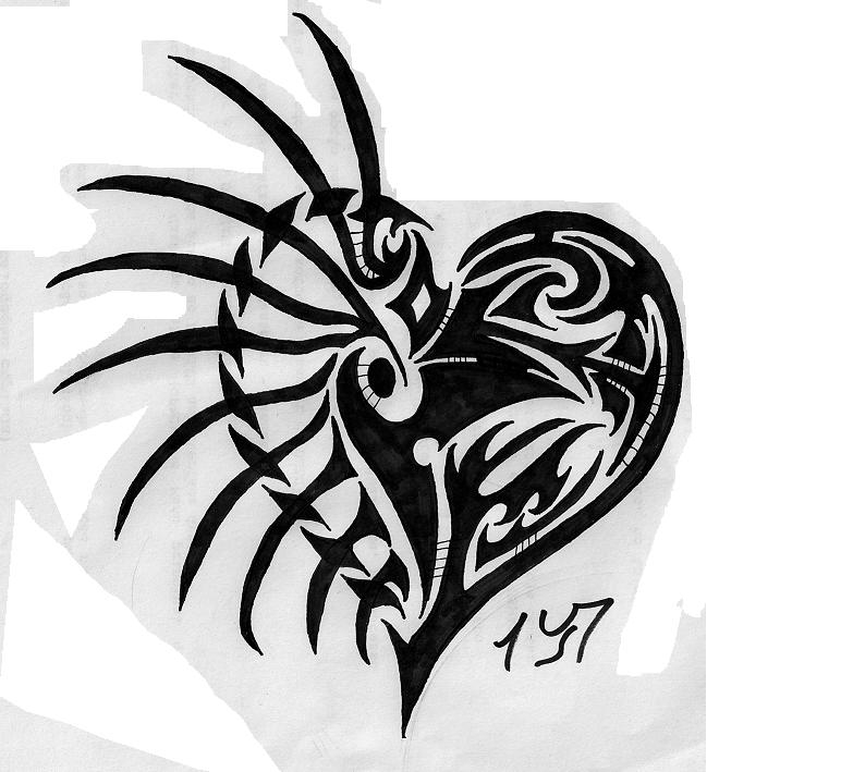 Wild heart by sakashima on deviantart for Wild at heart tattoo
