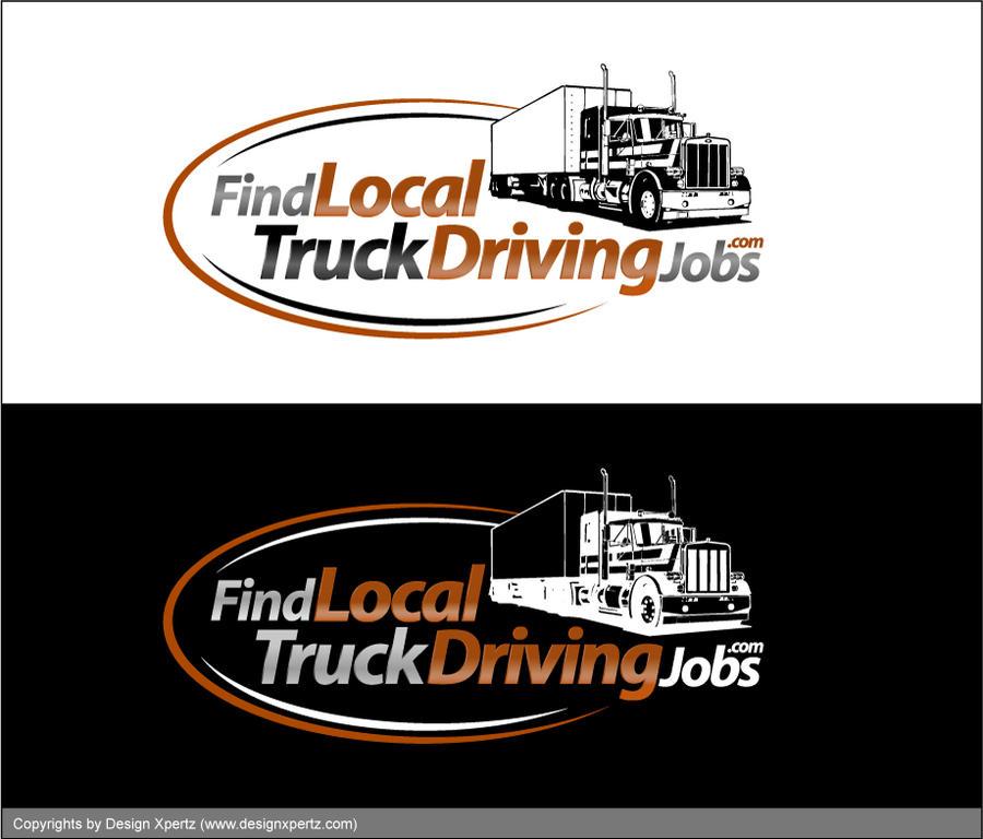 Find Local Truck Logo Design by azhaan on DeviantArt