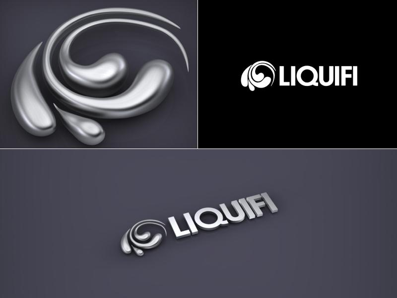 J Logo 3d 3d Studio Logo ...