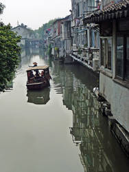 Canal Cruise by DarthIndy