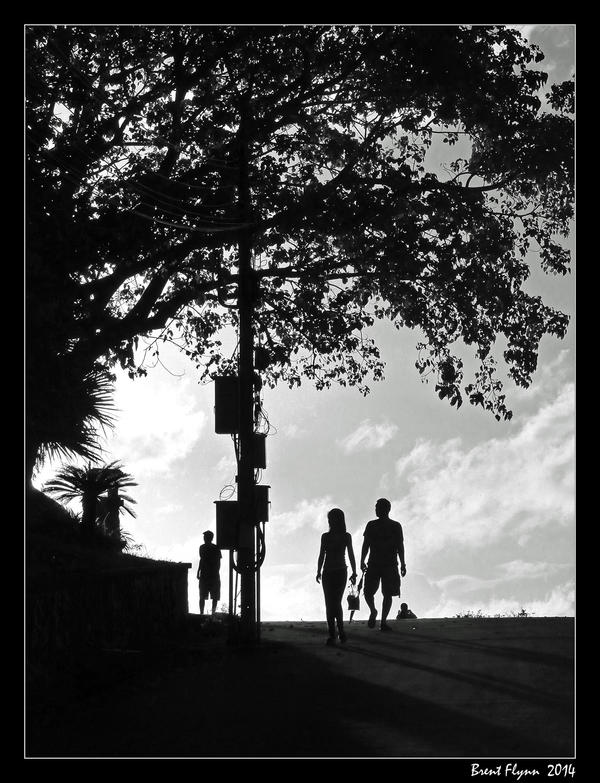 Evening Stroll by DarthIndy