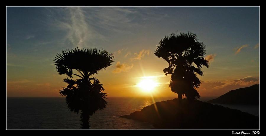 Phuket Sunset 01 by DarthIndy