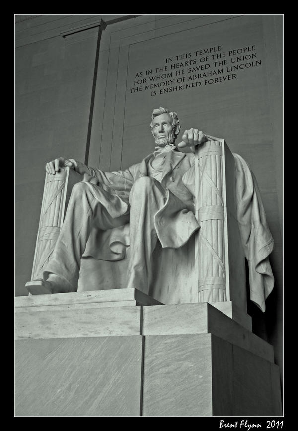 Lincoln Memorial by DarthIndy