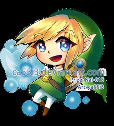 Legend of Zelda Prize: Link - Nai-015 by ca55i3