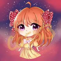 Gekkan Shoujo Nozaki-Kun: Chiyo by ca55i3