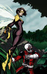 Ant Man and the Wasp - color