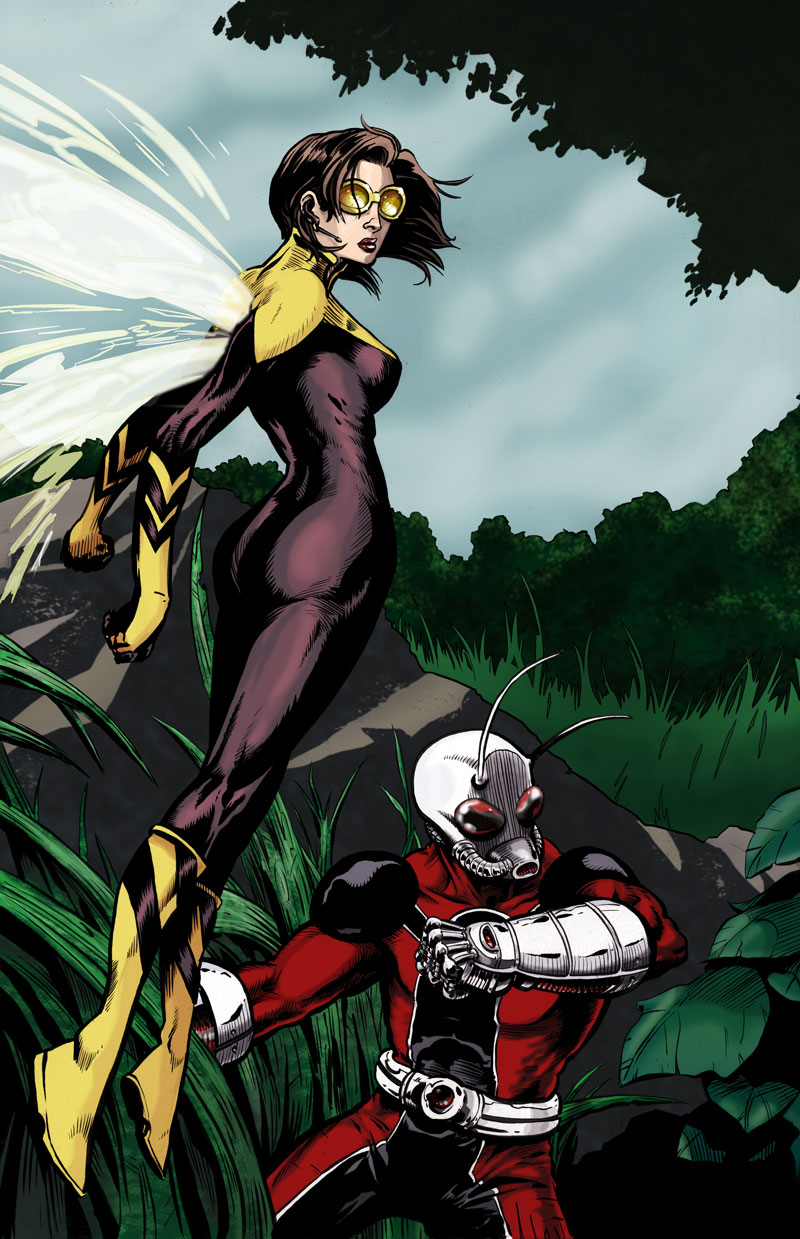 antman and wasp relationship quizzes
