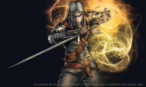 The Witcher FAC 2nd entry by YamaOrce
