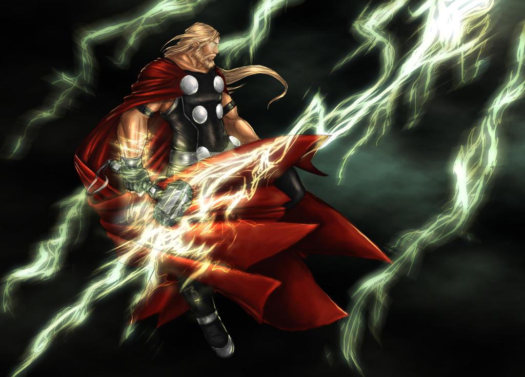 Asgard > Einar Thorson Thor_updated_by_YamaO