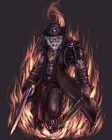 Soul Calibur IV Cervantes by YamaOrce