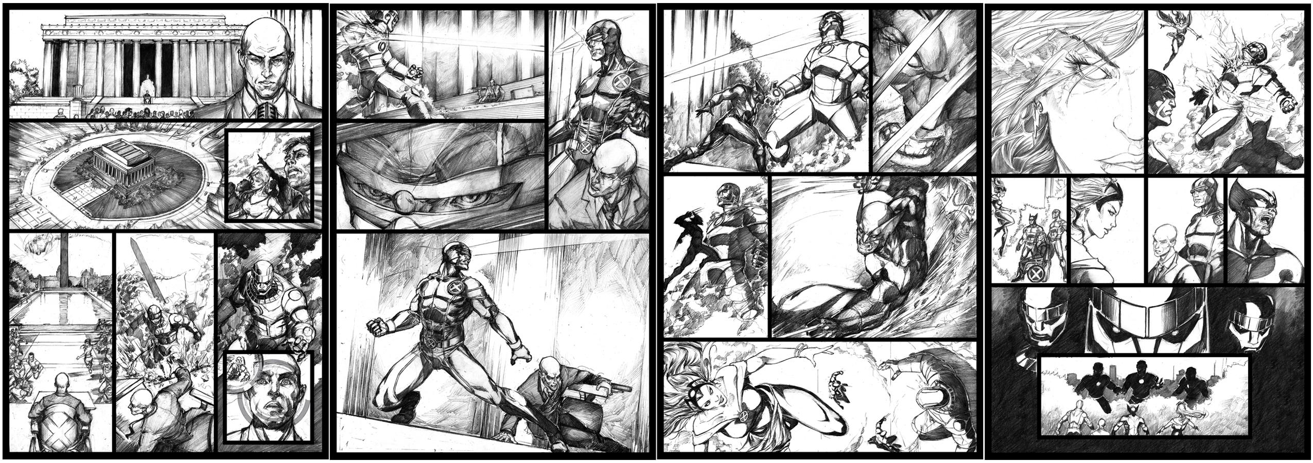 X-Men Sample by YamaOrce
