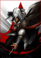 AC2 Ezio by YamaOrce